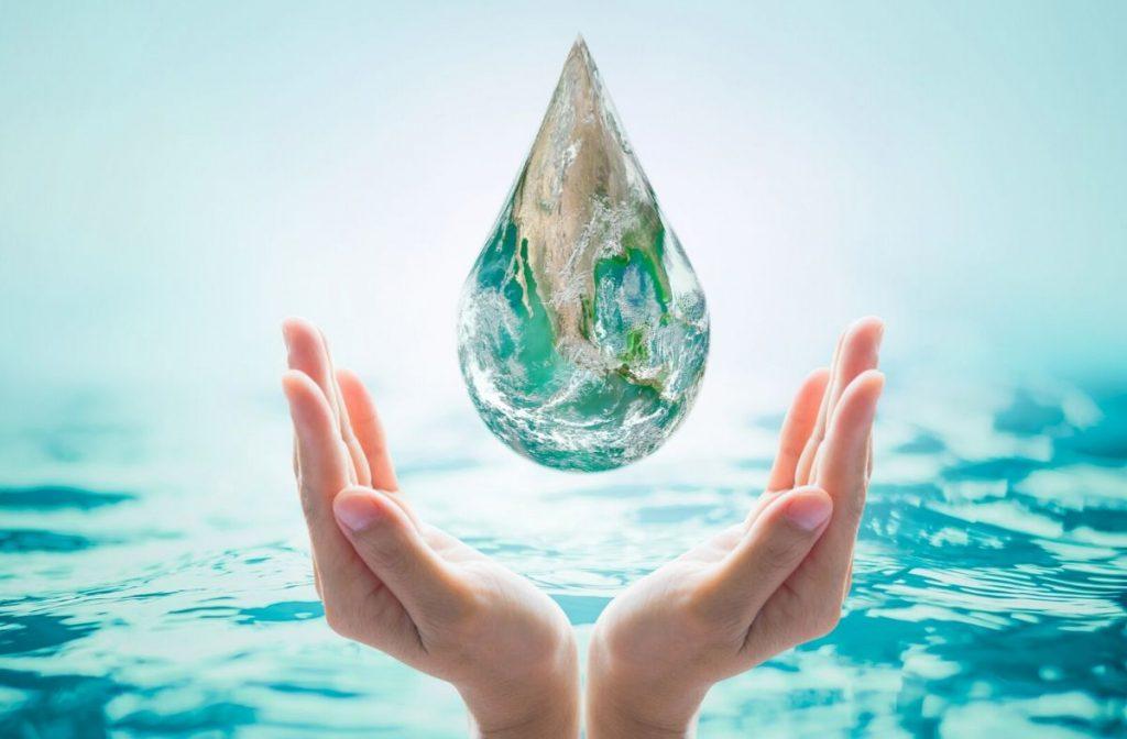 ahorro agua saving water